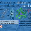 Efeitos anti-oxidantes da vitamina D sobre células hiperglicêmicas