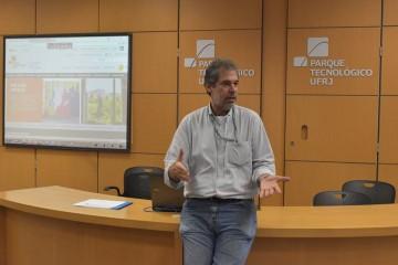 Diretor do Parque Tecnológico da UFRJ José Carlos Pinto.