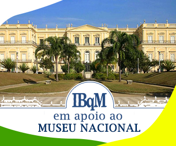 NOTA DO IBqM DE APOIO DO MUSEU NACIONAL