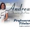 Andrea Da Poian: Nossa nova professora Titular