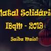 Natal Solidário – IBqM | 2019