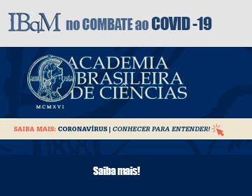 """Projeto """"Conhecer para Entender"""", uma parceria da Academia Brasileira de Ciências, Sociedade Brasileira para o Progresso da Ciência e o IBqM- Leopoldo de Meis"""