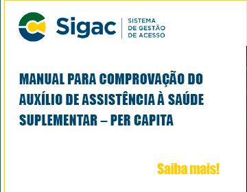 MANUAL PARA COMPROVAÇÃO DO AUXÍLIO DE ASSISTÊNCIA À SAÚDE