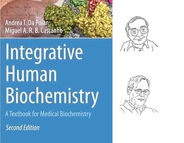 "2ª edição do livro ""Integrative Human Biochemistry"